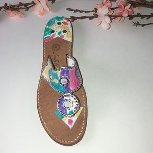 Jack Rogers Right Sandal Only